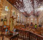 Otto attentati in Sri Lanka in diverse chiese cattoliche.